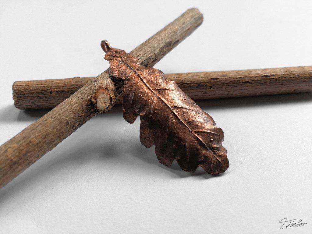 ring schmuck kette guß guss gießen metall wachs bronze silber natur libelle schmuckstück unikat blatt